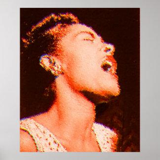 Billie Tribute Poster