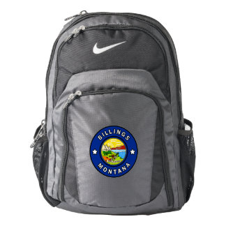 Billings Montana Backpack