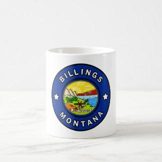 Billings Montana Coffee Mug