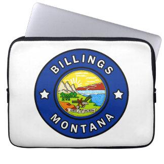 Billings Montana Laptop Sleeve