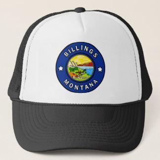 Billings Montana Trucker Hat