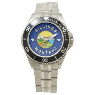 Billings Montana Watch
