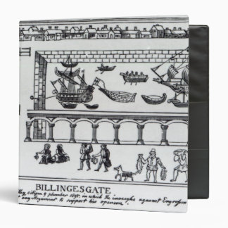 Billingsgate Market Vinyl Binder