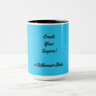 Billionaire Babe Mug