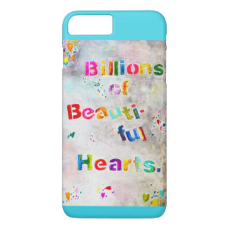 Billions of Beautiful Hearts  - iPhone iPhone 8 Plus/7 Plus Case