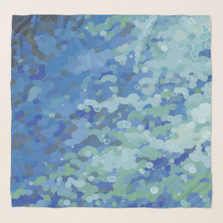 Billowing Waves Scarf by Margaret Juul