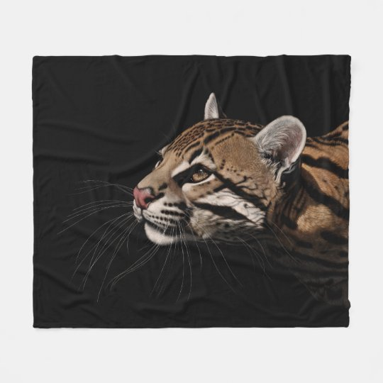 Billy 1 Fleece Blanket