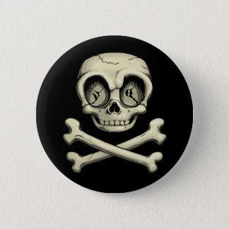 Billy Bones 2 Inch Round Button