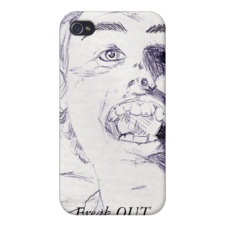 Billy Corgan sketch iPhone 4/4S Covers
