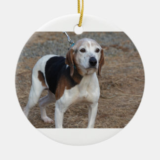 Billy Dog Ceramic Ornament