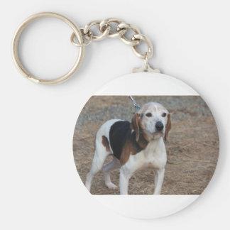 Billy Dog Keychain