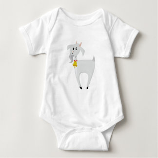 Billy Goat Baby Bodysuit