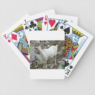 Billy Goat Bicycle Playing Cards