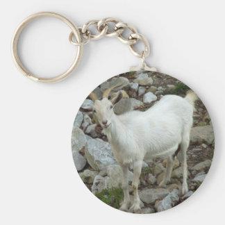 Billy Goat Keychain