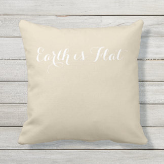 Billy Goat Truth Outdoor Pillow