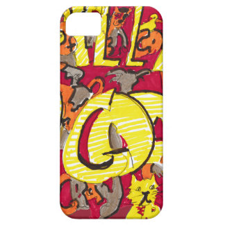 """Billy is a Goat"" iPhone 5/5S Case"