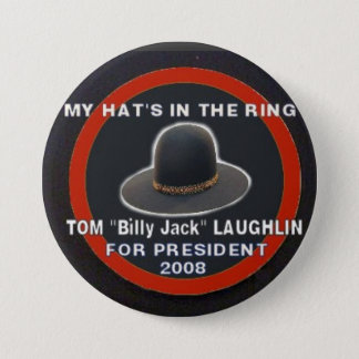 Billy Jack for President Button