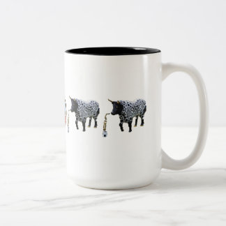 """Billy Jazzy Ox"" 15 oz mug"