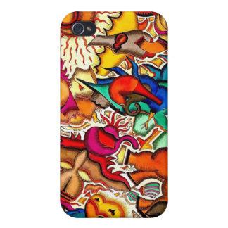 Billy le cas de l iPhone 4 4s de Taureau Speck® iPhone 4 Case