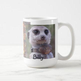 Billy Meerkat Mug