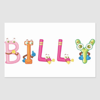 Billy Sticker