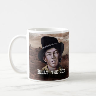 Billy The Kid Historical Mug