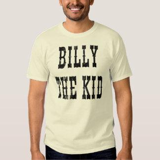 BILLY the KID Tshirt