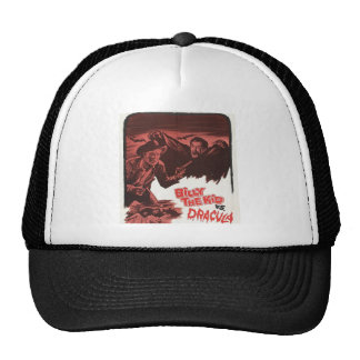Billy the Kid versus Dracula retro hat