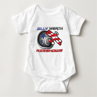 Billy Werth Airshows Baby Bodysuit