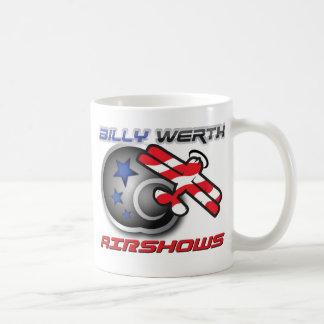 Billy Werth Airshows Coffee Mug