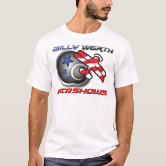Billy Werth Airshows T-Shirt