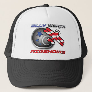 Billy Werth Airshows Trucker Hat
