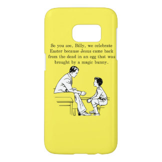 Billy's Easter Lesson Samsung Galaxy S7 Case