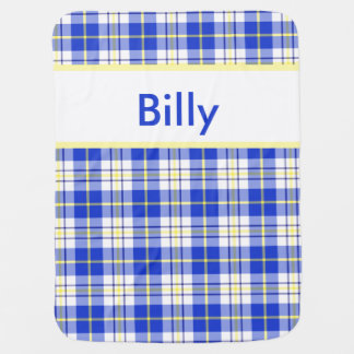 Billy's Personalized Blanket