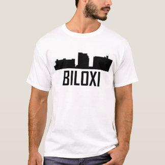 Biloxi Mississippi City Skyline T-Shirt