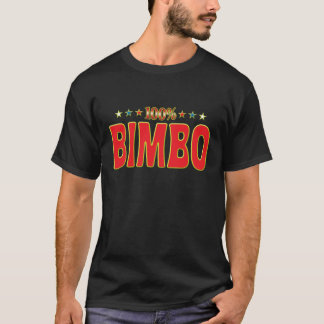 Bimbo Star Tag T-Shirt