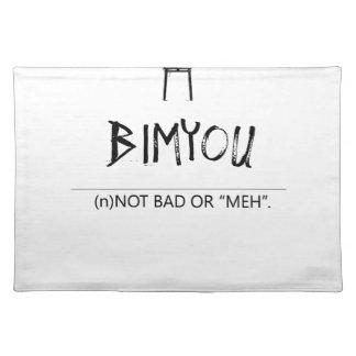 Bimyou Placemat