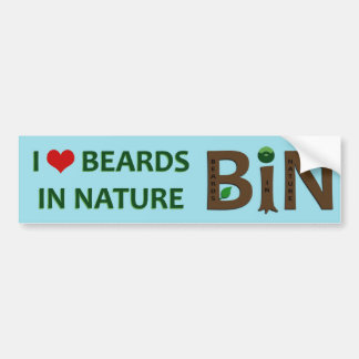 BiN Bumper Sticker Version 2