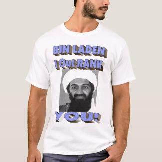 Bin LAden Look Out T-Shirt