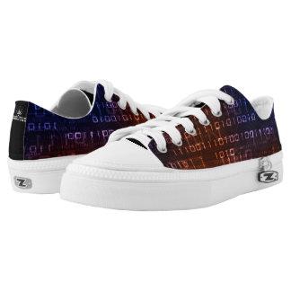 Binary 1010 Low-Top sneakers