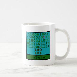 Binary Balance Coffee Mug