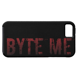 Binary Byte Me iPhone 5 Covers