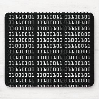 Binary Code Mousepad