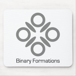 Binary Formations Mouse Pad