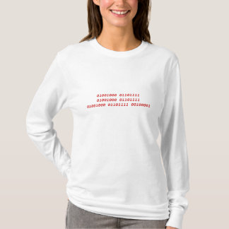 Binary Ho ho ho! T-Shirt