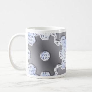 Binary Machine Coffee Mug