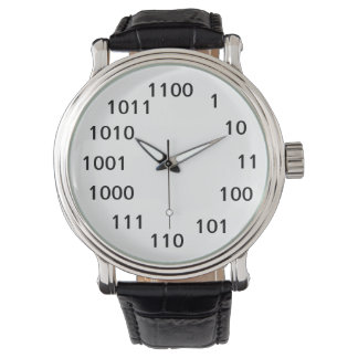 Binary Number Watch