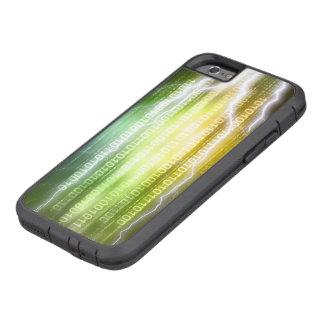 Binary Rain Lightning Tough Xtreme iPhone 6 Case