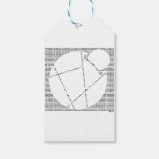 Binary Reddcoin Gift Tags