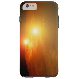 Binary Star Alien Sunset NASA Space Tough iPhone 6 Plus Case
